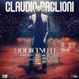 biglietti Claudio Baglioni