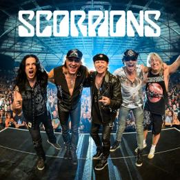 biglietti Scorpions