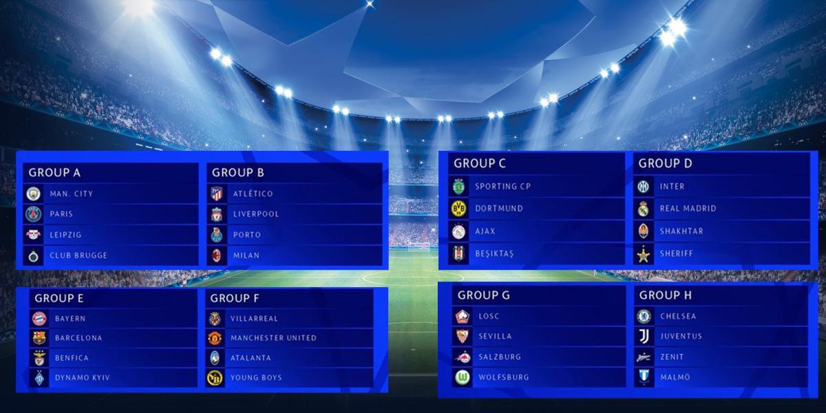 Biglietti Champions League 2021/2022