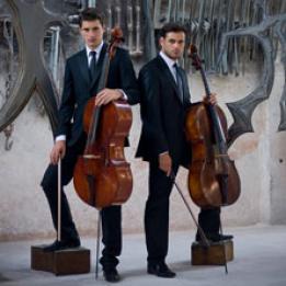 biglietti 2 Cellos