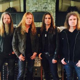 biglietti Megadeth