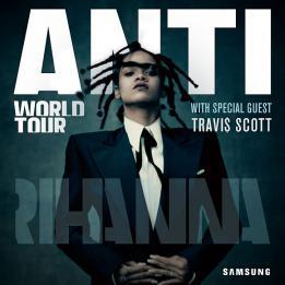 biglietti Rihanna
