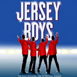 biglietti Jersey Boys