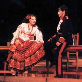 biglietti Carmen Georges Bizet