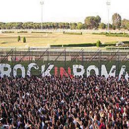 biglietti Rock in Roma