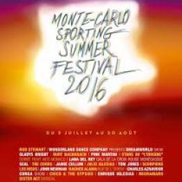 biglietti Monte Carlo Summer Festival
