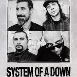 biglietti System of a Down