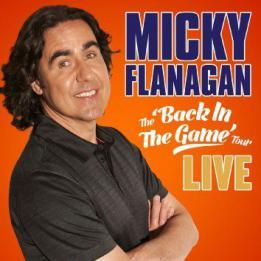 biglietti Micky Flanagan