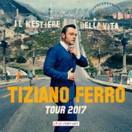 biglietti Tiziano Ferro