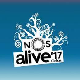 biglietti Nos Alive - Portogallo