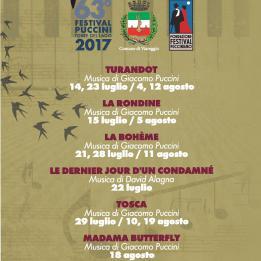 biglietti Festival Pucciniano