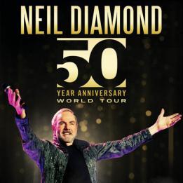biglietti Neil Diamond