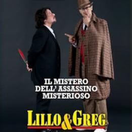 biglietti Lillo e Greg