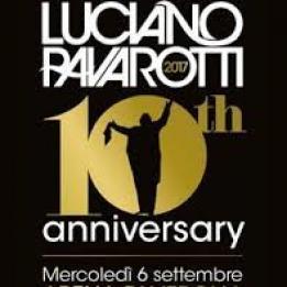 biglietti Luciano Pavarotti 2017