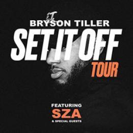 biglietti Bryson Tiller