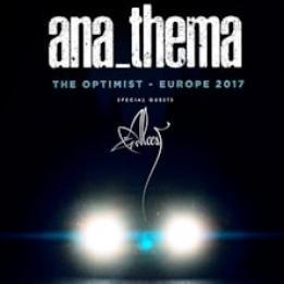 biglietti Anathema