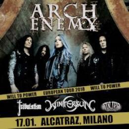 biglietti Arch Enemy