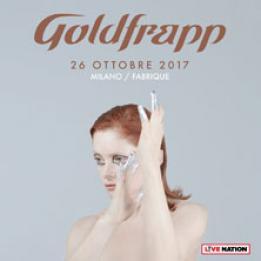biglietti Goldfrapp