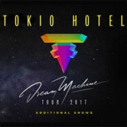 biglietti Tokio Hotel