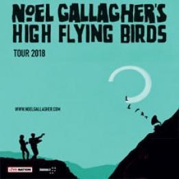biglietti Noel Gallagher