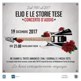 biglietti Elio  E Le Storie Tese