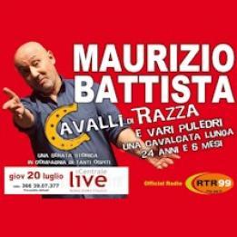 biglietti Maurizio Battista