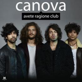 biglietti Canova