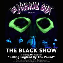 biglietti The Musical Box
