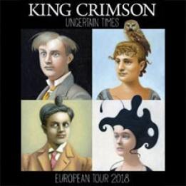 biglietti King crimson