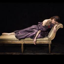 biglietti Balletto La dame aux camelias