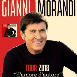 biglietti Gianni Morandi