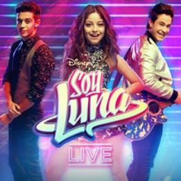 biglietti Soy Luna