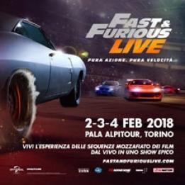 biglietti Fast and Furious