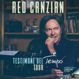 biglietti Red Canzian