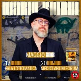 biglietti Mario Biondi
