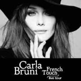 biglietti Carla Bruni