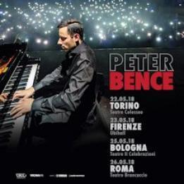 biglietti Peter Bence