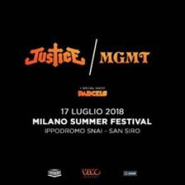 biglietti Justice
