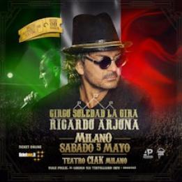 biglietti Ricardo Arjona