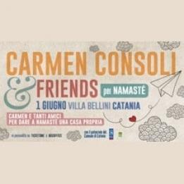 biglietti Carmen Consoli