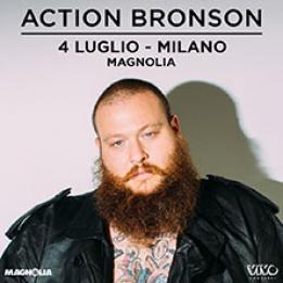 biglietti Action Bronson