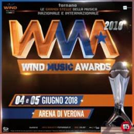 biglietti Wind music awards 2018