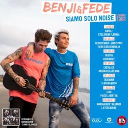biglietti Benji & Fede