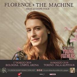 biglietti Florence and the Machine
