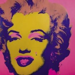 biglietti Andy Warhol and Friends New York anni '80