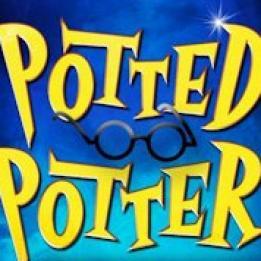 biglietti Potted Potter