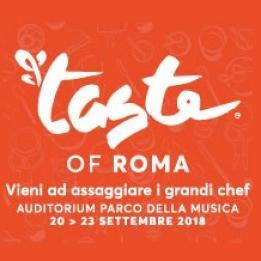 biglietti Taste of Roma 2018