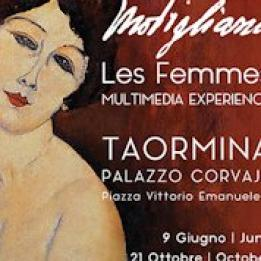 biglietti MODIGLIANI LES FEMMES