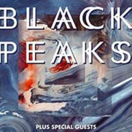 biglietti Black Peaks