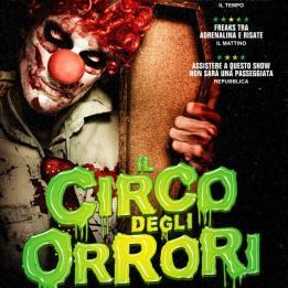 biglietti Il Circo degli Orrori